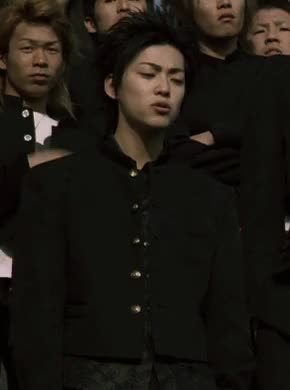 Watch and share Daito Shunsuke GIFs and Crows Zero GIFs on Gfycat