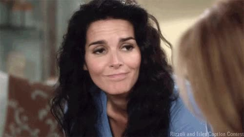 Watch and share Angie Harmon GIFs on Gfycat