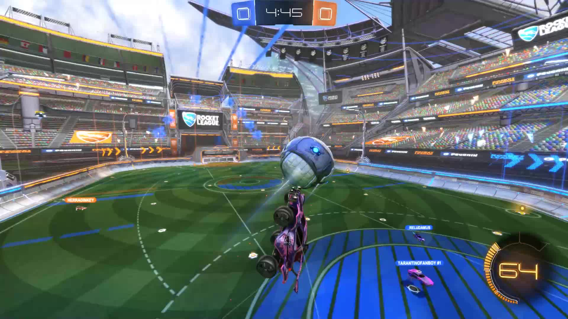 Gif Your Game, GifYourGame, Rocket League, RocketLeague, SCOTLAND FOREVER, Goal 1: SCOTLAND FOREVER GIFs