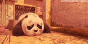 panda, cute, baby panda GIFs