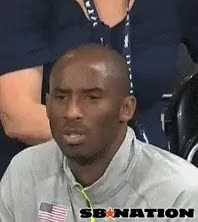 Watch and share Kobe Hilariously Confused Reaction GIFs on Gfycat