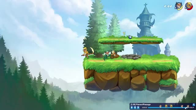 Watch and share Brawlhalla GIFs and Scythe GIFs by darklordbogi on Gfycat