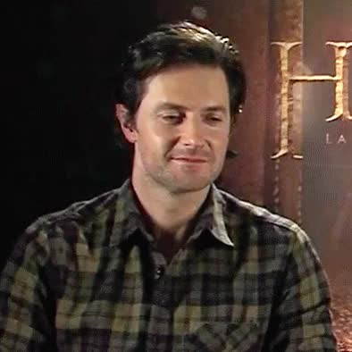 Watch and share Richard Armitage GIFs and The Golden Hour GIFs on Gfycat