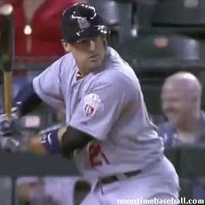 Watch Allan Craig GIF by @noontimebaseball on Gfycat. Discover more related GIFs on Gfycat