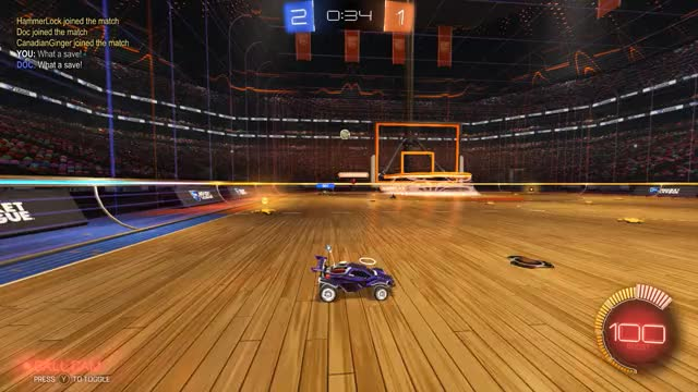 Watch and share Rocket League 2019.02.02 - 23.10.11.08.DVR GIFs by 1234fifth on Gfycat