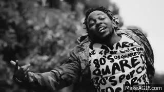 Watch and share Kendrick Lamar - Alright GIFs on Gfycat
