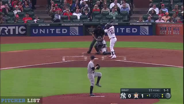 Watch and share Sonny Gray FB 4-30-18 GIFs on Gfycat