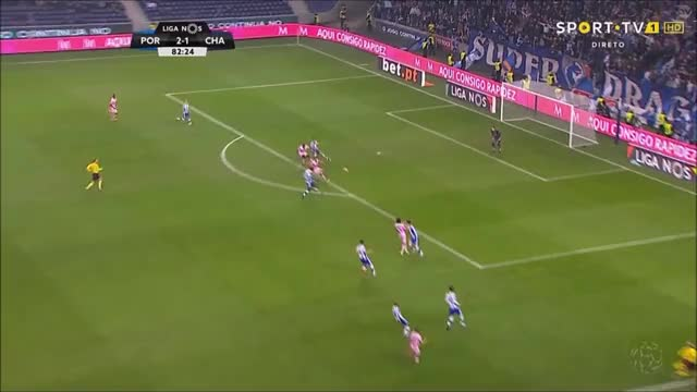 Watch and share Penalti Porto-Chaves GIFs on Gfycat