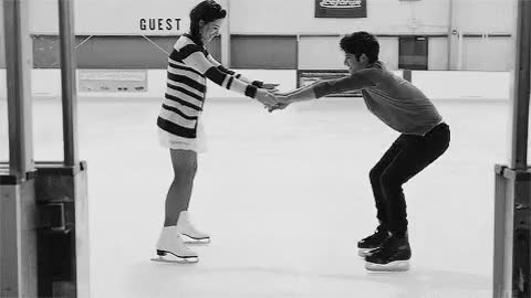 Watch and share Skating-rink GIFs on Gfycat