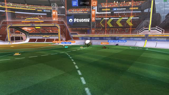 Watch Cool Teamplay GIF by @squall998 on Gfycat. Discover more rocketleague GIFs on Gfycat