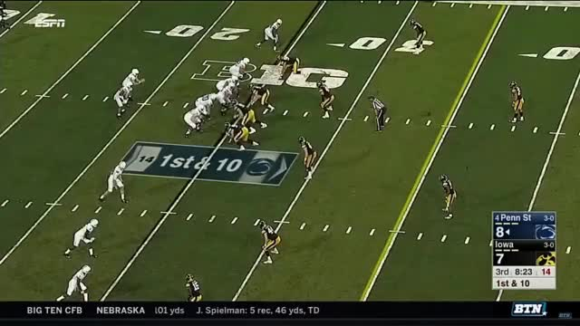 Watch and share College Football GIFs and Saquon Barkley GIFs on Gfycat