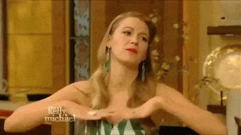 Watch blake lively GIF on Gfycat. Discover more related GIFs on Gfycat