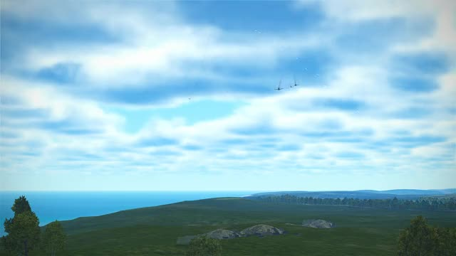 Watch and share IL-2 Sturmovik Battle Of Stalingrad 2019.04.09 - 01.43.54.01 GIFs by mordrac on Gfycat