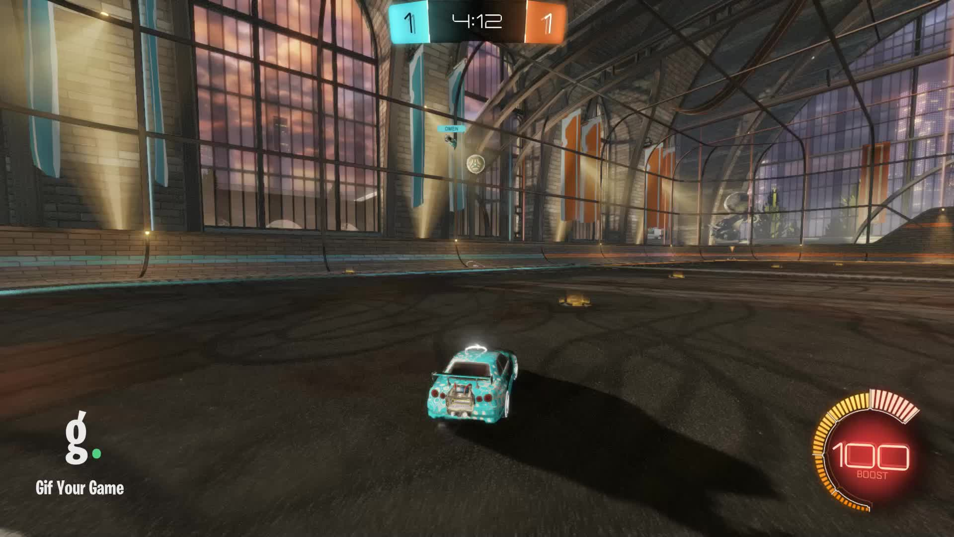Gif Your Game, GifYourGame, Goal, Rocket League, RocketLeague, Squanshy Moofin, Goal 3: Squanshy Moofin GIFs