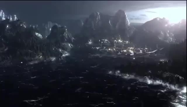 Watch and share Poseidon GIFs and Flood GIFs on Gfycat