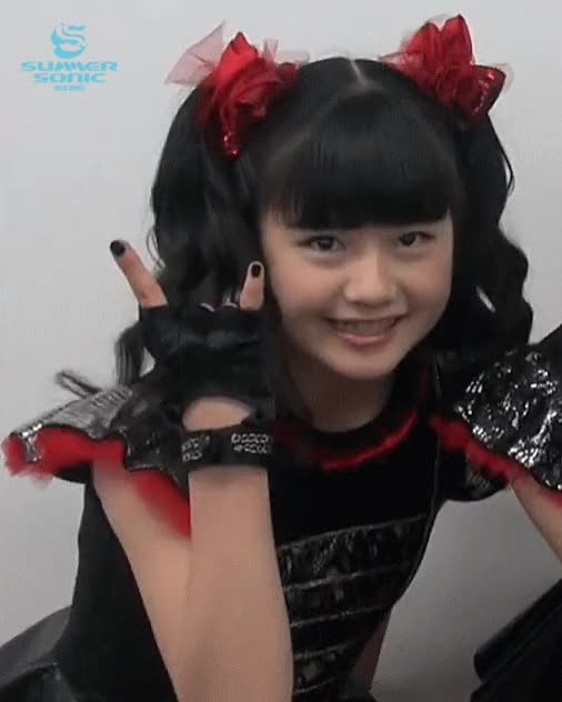 Watch and share Babymetal GIFs and Yuimetal GIFs on Gfycat