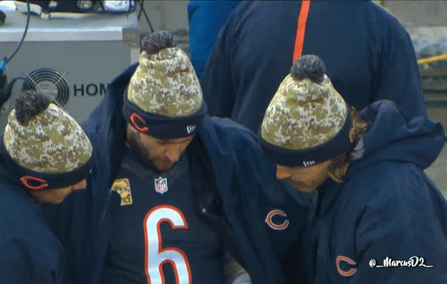 CHIBears, chibears, Jay Cutler see #feeddabears tosses Microsoft Surface GIFs
