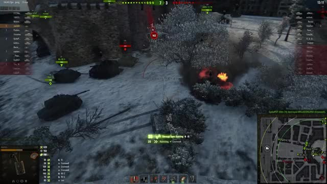 Watch Ikv 65 II tomato sandwich GIF by @macbitt on Gfycat. Discover more worldoftanks GIFs on Gfycat