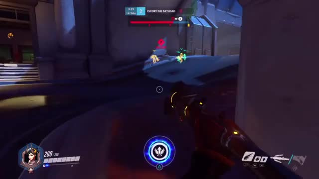 Watch Overwatch GIF on Gfycat. Discover more mercy, overwatch, ps4 GIFs on Gfycat