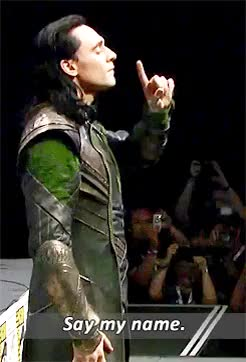 Watch and share I Will Never Forget GIFs and Loki Laufeyson GIFs on Gfycat