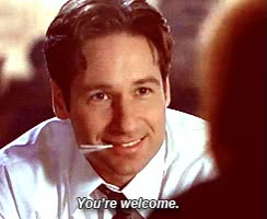 Watch and share David Duchovny GIFs on Gfycat
