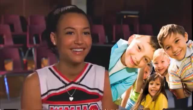 Watch and share Naya Rivera GIFs and Childrens GIFs on Gfycat