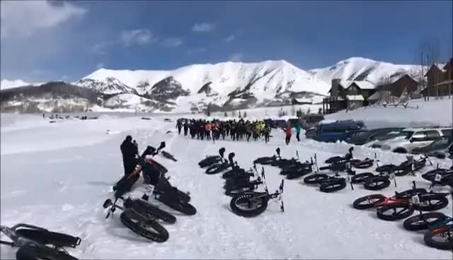 Watch 2017 BOREALIS FAT BIKE WORLDS GIF on Gfycat. Discover more related GIFs on Gfycat