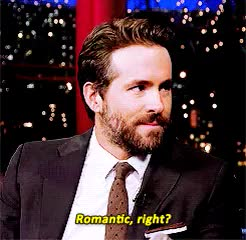 Watch and share Ryan Reynolds GIFs and Interviews GIFs on Gfycat