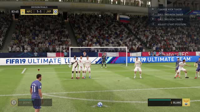 Watch and share Fifa 19 GIFs by jumen_juyoungsin on Gfycat