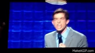 Watch and share John Mulaney- Delta Airlines GIFs on Gfycat