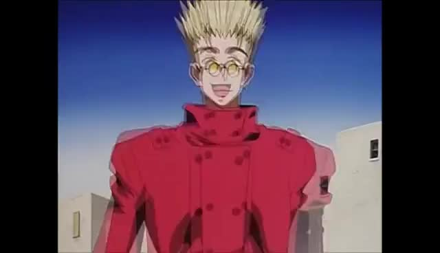 Trigun Gifs Search Search Share On Homdor