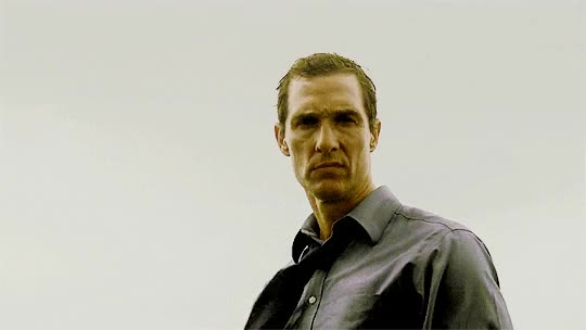Watch this true detective GIF on Gfycat. Discover more matthew mcconaughey, true detective GIFs on Gfycat