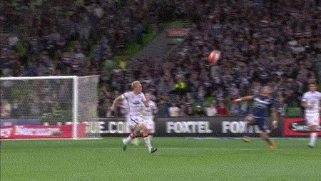 Watch and share Aleague GIFs and Soccer GIFs on Gfycat