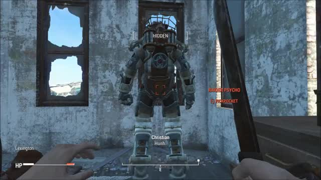 Watch and share Fallout4 GIFs and Fallout GIFs by kingunreal on Gfycat