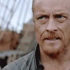 Watch and share Captain Flint GIFs and I Am Not Okay GIFs on Gfycat