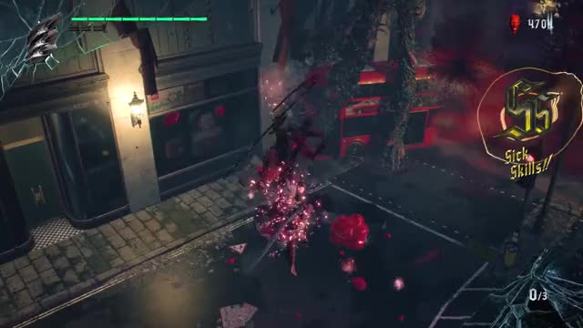 Watch and share Dmc Devil May Cry GIFs and Devil May Cry 5 GIFs on Gfycat