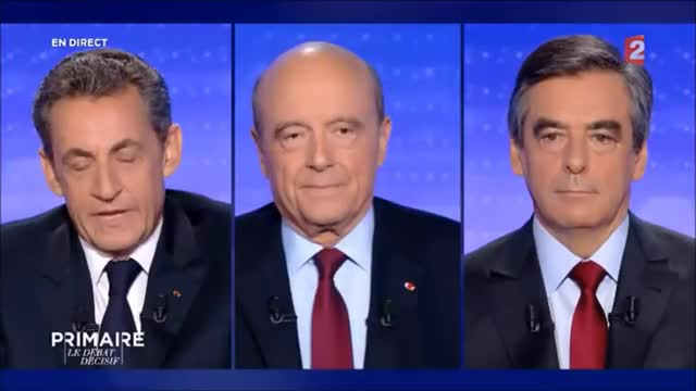 "Watch and share Sarkozy : ""Quelle Indignité !"" GIFs on Gfycat"