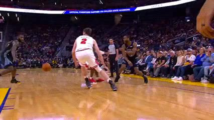 Watch and share Eric Paschall — Golden State Warriors GIFs by Off-Hand on Gfycat