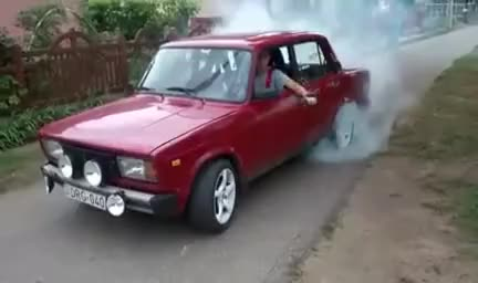 Watch and share Lada 296 HMS GIFs on Gfycat