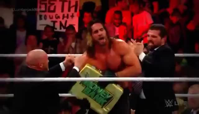 """Watch and share Seth Rollins WWE (Colby Lopez) Tribute """" Armpits - Axilas - Hot - Sexy - Shirtless """" GIFs on Gfycat"""