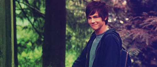 Watch Logan Lerman Happy Gifs GIF on Gfycat. Discover more related GIFs on Gfycat