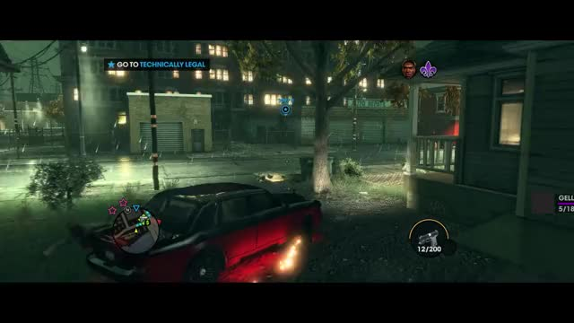 Watch Saints Row Glitches 1 GIF on Gfycat. Discover more related GIFs on Gfycat