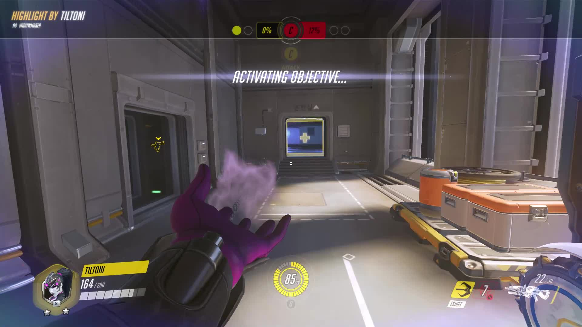 highlight, overwatch, can't stop won't stop GIFs