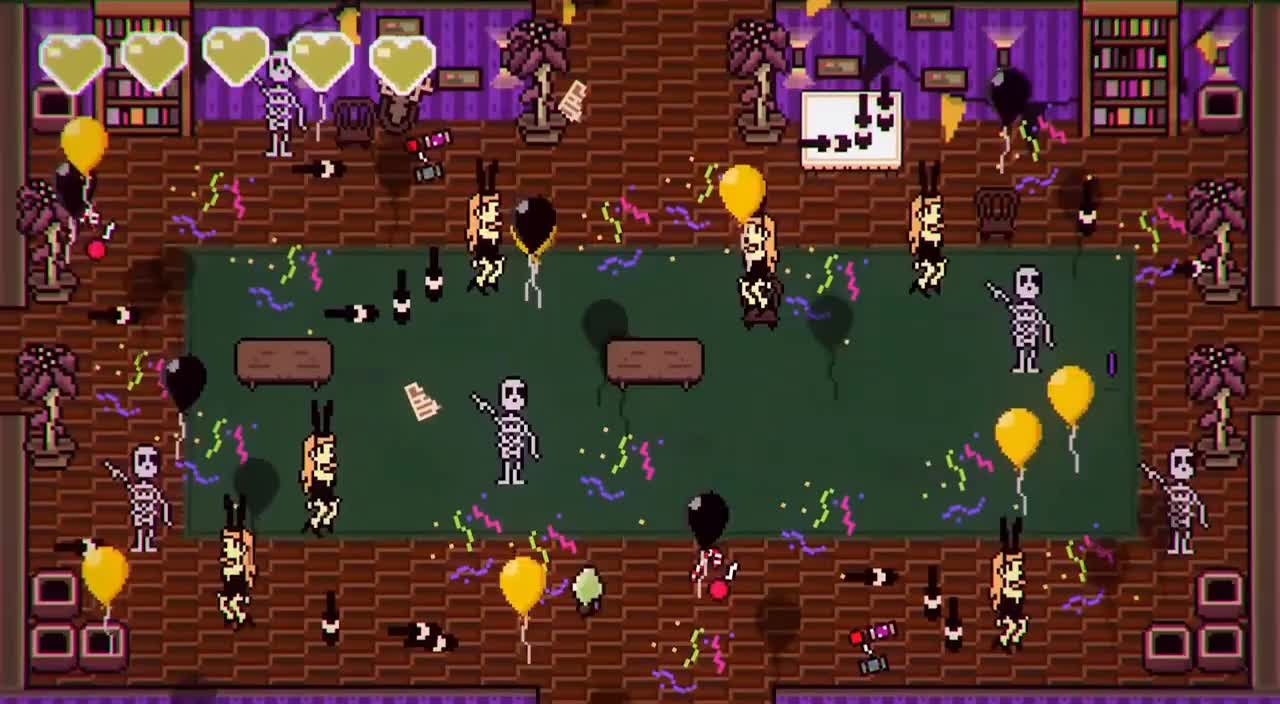 1313, All Tags, David, Drive, Indiedev, Mistery, baobabs, celery, dead, end, episode, goosebumps, hplovecraft, indiegame, lovecraft, lynch, mausoleum, trailer, watracio, zelda, Official Trailer Baobabs Mausoleum Episode 2: 1313 Barnabas Dead End Drive GIFs