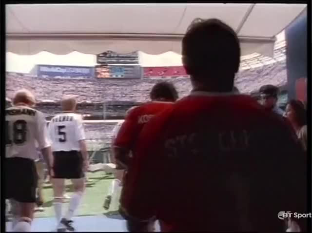 Watch and share STOICHKOV - Bulgaria V Germany 1994 GIFs on Gfycat