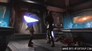 Watch anakin obi GIF on Gfycat. Discover more related GIFs on Gfycat