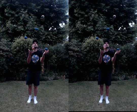Watch and share Juggling GIFs by jobigoud on Gfycat