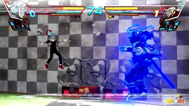 Watch and share My Hero Academia: One's Justice - Stain Vs Shigaraki Tomura Full Match Gameplay EXCLUSIVE! GIFs by chuchumcgoo on Gfycat