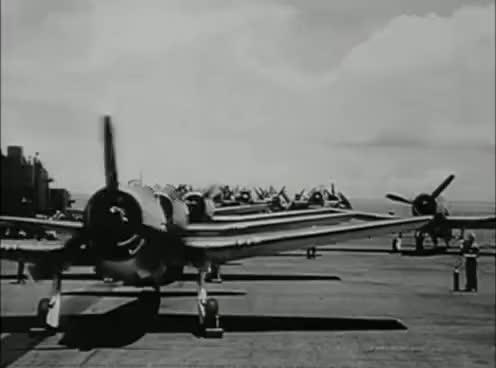 Watch Start Engines!!! GIF on Gfycat. Discover more All Tags, II, Marshalls, Midway, american, battleships, carrier, empire, gilberts, guadalcanal, japanese, sea, spruance, victory, war, world GIFs on Gfycat