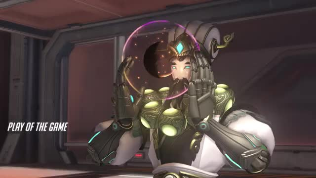 Watch and share Overwatch GIFs and Zenyatta GIFs by Tombstone on Gfycat